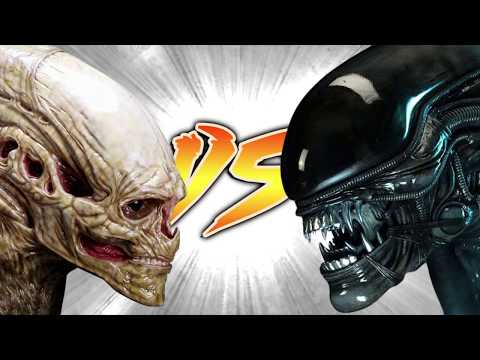 """NEWBORN"" VS XENOMORPH"
