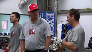 Jacksonville State Baseball Highlights - OVC Championships Practice - May 22, 2018