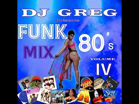 ✅  FUNK MIX 80's VOLUME 4