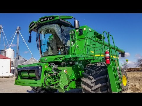 My BIG Purchase From John Deere   Greenmark Equipment