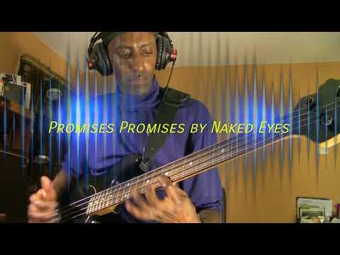 Promises Promises  Naked Eyes  Bass