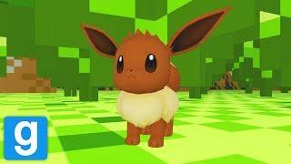 Pokémon GO in Garry's Mod