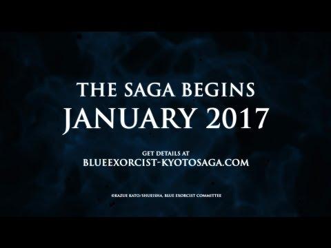 Blue Exorcist -Kyoto Saga- Trailer