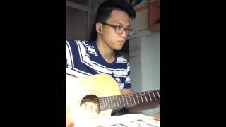 Run to you [ Guitar Cover ] OST Angel Eyes - Lasse Lindh