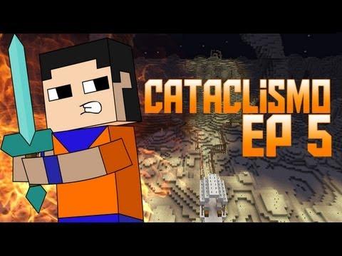 Minecraft para PC: Mapa de Aventura Cataclismo!! Ep 5