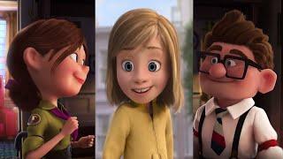 SI Riley Es Adoptada ¿Quienes Son Sus Verdaderos Padres? Intensamente (Pixar)