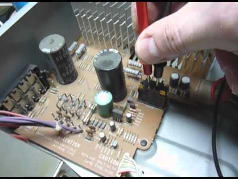 luxman lv 107 u amplifier service repair manual