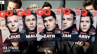 One Direction Showdown:  Best GQ Cover!!