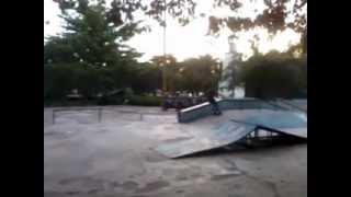 pkk skate park kota samarinda