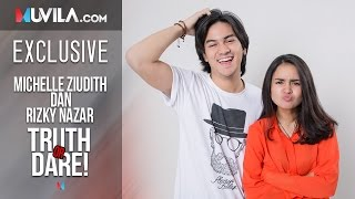 EXCLUSIVE: Truth or Dare with Rizky Nazar & Michelle Ziudith