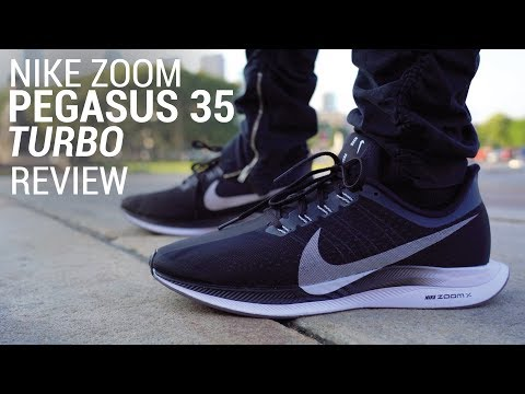 more photos 9cf1f 8f427 NIKE ZOOM PEGASUS 35 TURBO REVIEW - YouTube