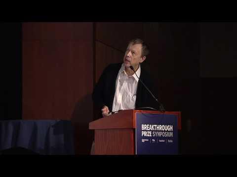 Jean Bourgain: 2017 Breakthrough Prize Symposium