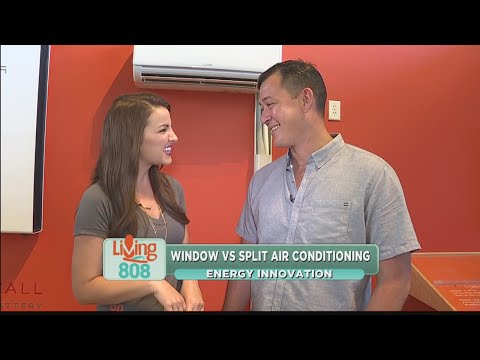 Energy Innovation: Window vs. Split Air Conditioners