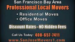 San Jose Movers | Local San Jose Moving