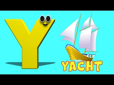 The letter y songs abc songs toddler baby preschool learn the