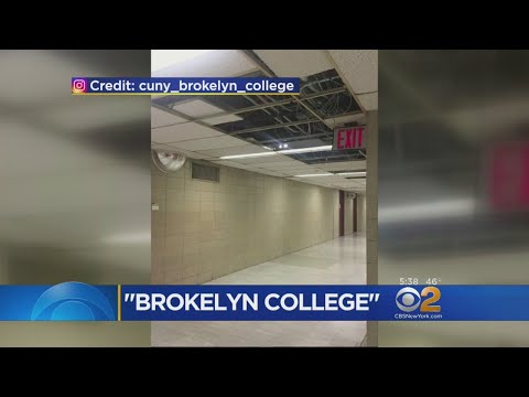 Students Embarrassed By 'Brokelyn College'