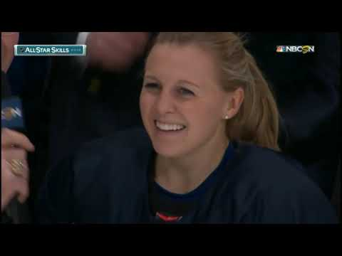 NHL 2019 All Star Skills Competition Fastest Skater