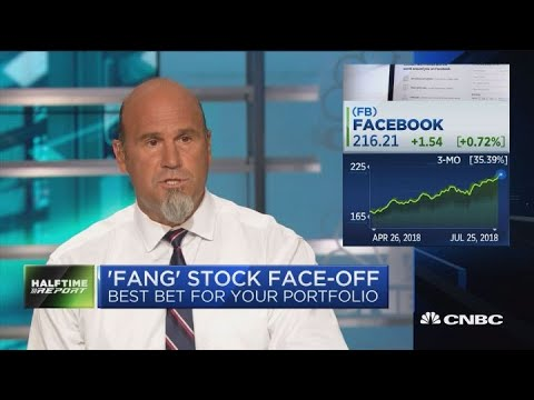 Trader: Facebook will outperform Apple over the next year