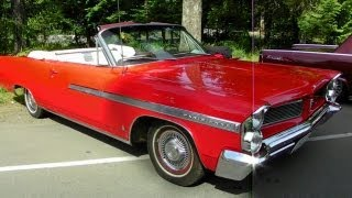 1963 Pontiac Convertible