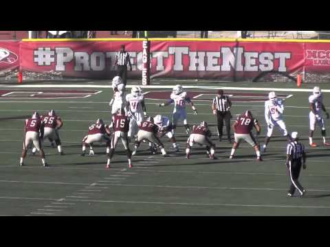 Robert Smith #47 Highlights NFL DRAFT PROSPECT 2015