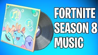 *NEW* FORTNITE SEASON 8 OST CORAL CHORUS LOBBY MUSIC TRACK BATTLE PASS