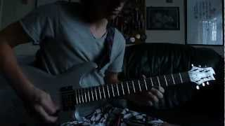 Escape The Fate - My Apocalypse Solo Cover w/ TABS
