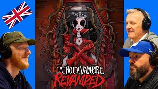 """Falling In Reverse - """"I'm Not A Vampire (Revamped)"""" REACTION!!   OFFICE BLOKES REACT!!"""