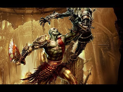 VR Movies 3D HD | GOD OF WAR sbs | Virtual Reality Experience (VR Video) 2017