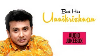 Singer Unnikrishnan | Audio Jukebox | Kannada Hit Songs
