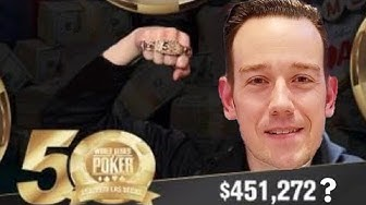 $4,382,515 PRIZE POOL at the WSOP COLOSSUS!
