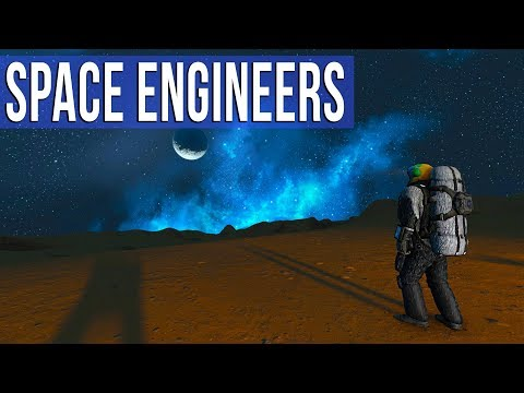 [LIVE] - Space Engineers - SURVIVAL MULTIPLAYER
