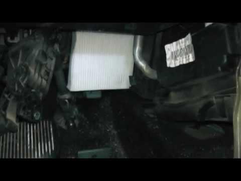 Воздушный фильтр эскорт