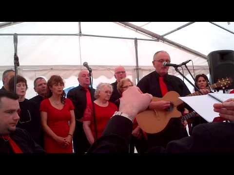 The Moville Gospel Choir  - Ardara 2015
