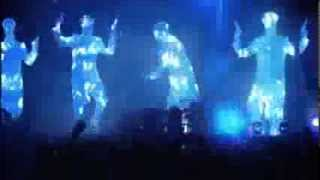 The Chemical Brothers - Out Of Control/Setting Sun Live from Japan 2011