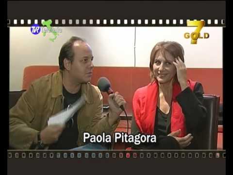 intervista Paola Pitagora