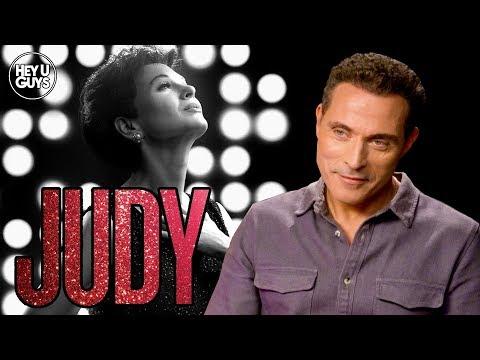 Rufus Sewell on working with Renee Zellweger on Judy