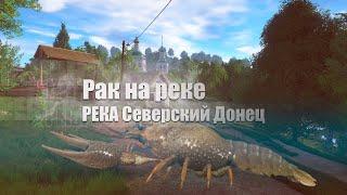 Русская Рыбалка 4 Russian Fishing 4 Северский Донец Рак