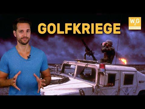 Golfkriege: Alle drei