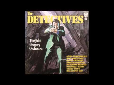 Morghini Presents.... The John Gregory Orchestra - McMillan & Wife