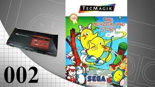The New Zealand Story [002] Master System Longplay/Walkthrough/Playthrough (FULL GAME)