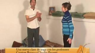 Elección Natural 2010 Clases de Yoga (18-01)