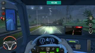 Truck Simulator 2018 Europe Android Gameplay #3