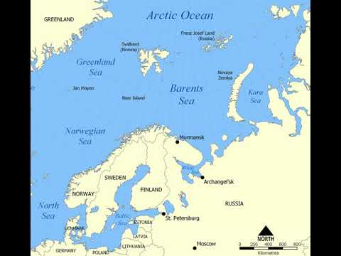 Arctic naval operations of World War II | Wikipedia audio article