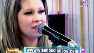 VIDEO: TOCADA EN VIVO EN LA WISLLA POPULAR