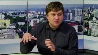 Дмитро Бабій у програмі Спортцентр