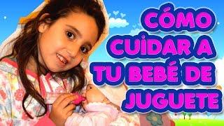 Cómo cuidar a tu bebé de juguete - El Mundo de Paloma