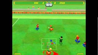 LEGO Soccer/Football Mania - LEGO Cup - Game 1