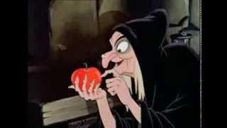 Blanche Neige et les Sept Nains - Extrait 5 - [Représentations de la sorcellerie au cinéma] thumbnail