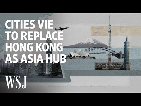 What Other Cities Could Offer to Businesses Leaving Hong Kong   WSJ