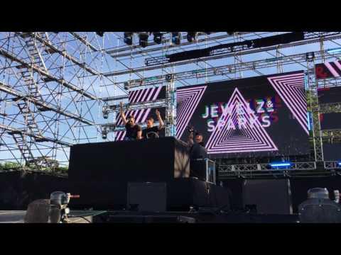 Grand Opera HOA ver in ULTRA KOREA 2017..... JEWELZ&SPARKS